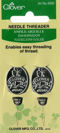 Clover Needle Threader - set of 2