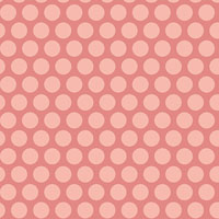 Andover - Little Sweetheart - Maid of Honor - Ballet Slipper - Tone on Tone Dots by Laundry Basket Quilts