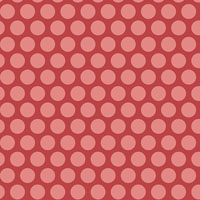 Andover - Little Sweetheart - Maid of Honor - Rosette - Tone on Tone Dots by Laundry Basket Quilts