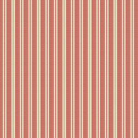 Andover - Little Sweetheart - Ring Bearer - Raspberry - Ticking Stripe by Laundry Basket Quilts