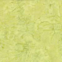HFM - 1895 Batik - Bali Watercolors - Watercress - yellow green