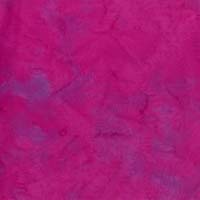 HFM - 1895 Batik - Bali Watercolors - Magenta (checkmate)