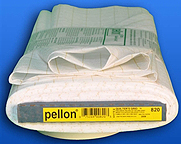 "Pellon 820 - One-inch Fusible Grid - 44"" Wide - White"