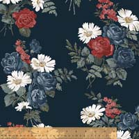 Windham - Camilla - Market Bouquet - Navy