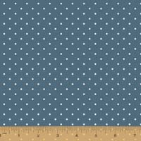 Windham - Camilla - Dainty Dots - Denim