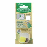 Clover - Protect and Grip Thimble - Large, yellow
