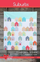 Suburbs - quilt pattern by Cluck Cluck Sew