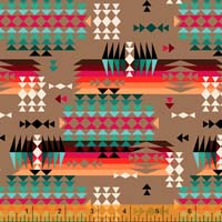 Windham - Spirit Trail - Mountain pass -tan - southwest design in rich earthy colors